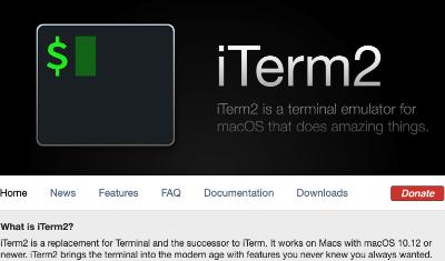 《技巧006:Mac下的SSH神器-Iterm2》 可能你的`Iterm2`用瞎了,本文说你这么多年都没用好的功能,密码统一管理,为TAB打上颜色和水印,能够ssh-scp联动,分组管理服务器,最后送一个卷帘式滑出的半屏半透明shell